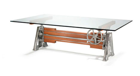 Realfashiondaily explore express experience for Table exterieur design aluminium